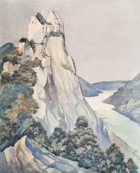 The Danube - Aggstein (1911)