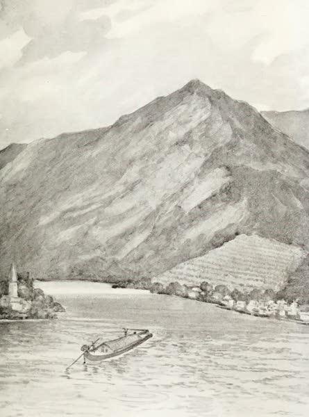 The Danube - Spitz Vineyards (1911)