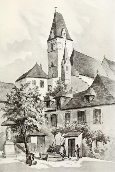 The Danube - Weissenkirschen (1911)