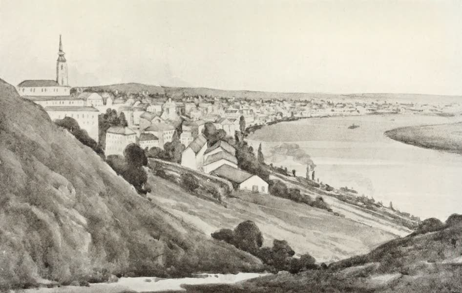 The Danube - Belgrade (1911)