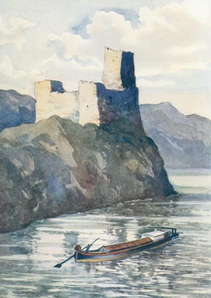 The Danube - Rama Castle (1911)