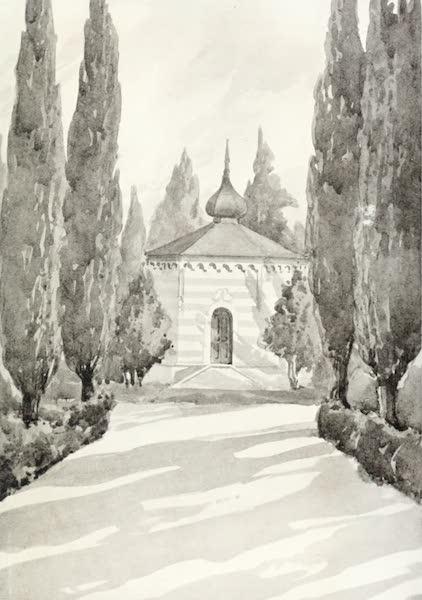 The Danube - The Crown Chapel, Orsova (1911)
