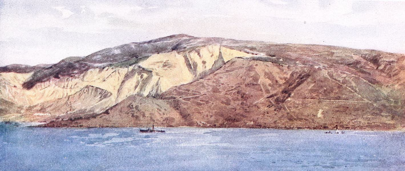 The Dardanelles : Colour Sketches from Gallipoli - Anzac [I] (1915)