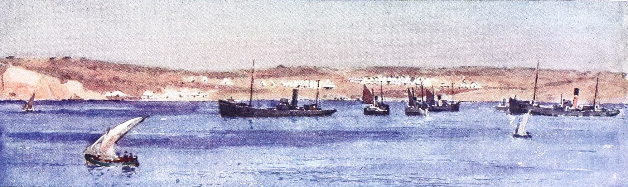 The Dardanelles : Colour Sketches from Gallipoli - General Sir Ian Hamilton's Headquarters (1915)