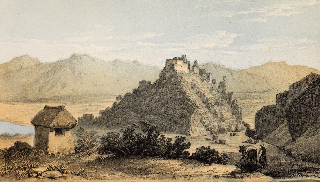 The Dead Sea, a New Route to India Vol. 1 - The Acropolis of Telmessus (1855)