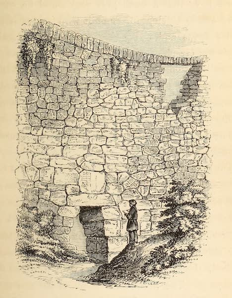 The Dead Sea, a New Route to India Vol. 1 - Ancient Greek Aqueduct (1855)