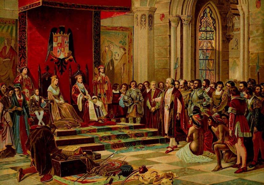 Reception of Columbus