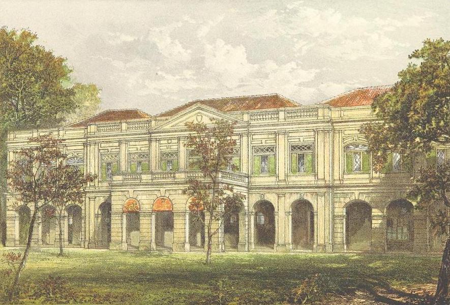 The Duke of Edinburgh in Ceylon - Alfred House (1871)