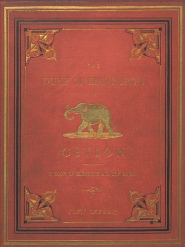 Hunting - The Duke of Edinburgh in Ceylon
