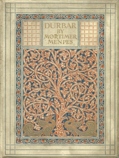 The Durbar - Front Cover (1903)