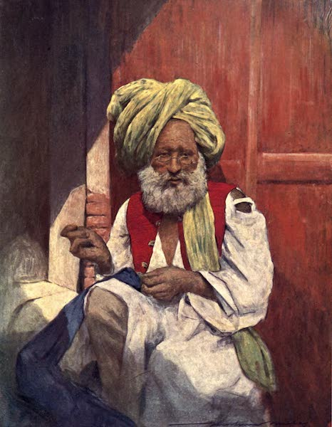 The Durbar - A Tailor (1903)