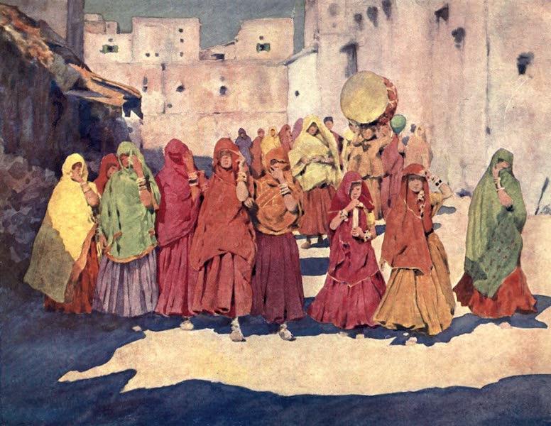 The Durbar - A Blaze of Sun (1903)