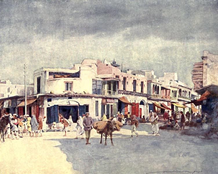 The Durbar - A Street Scene (1903)