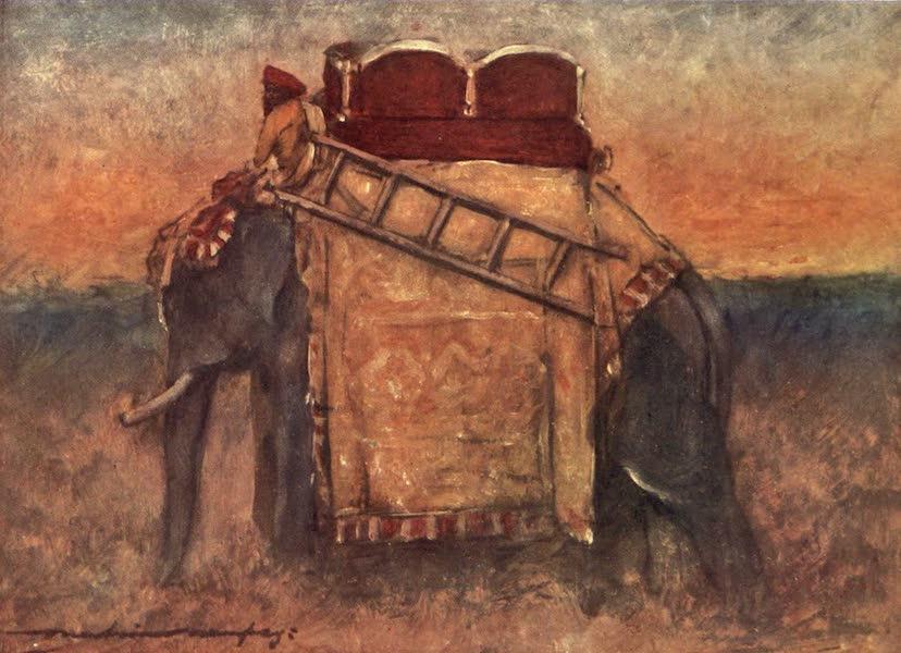 The Durbar - An Elephant of Central India (1903)