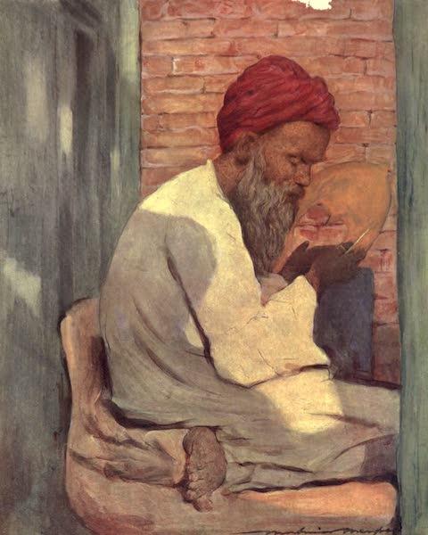 The Durbar - A Slipper-maker (1903)