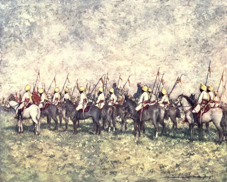 The Durbar - A Distinguished Native Regiment (1903)