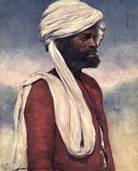 The Durbar - A Retainer from Dhar (1903)