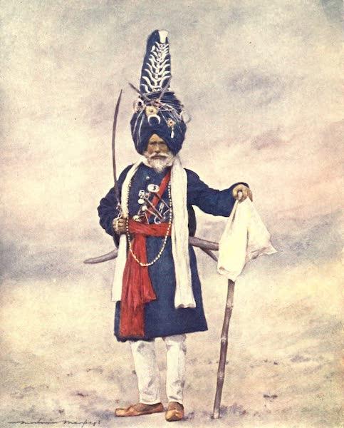 The Durbar - Akalis Fanatical Devotee (1903)