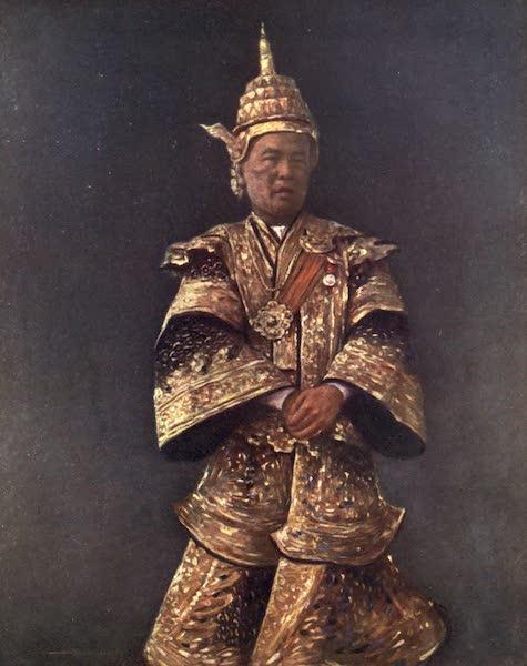 The Durbar - Shan Chief at the Durbar (1903)
