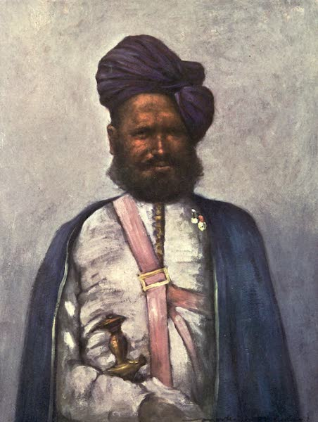 The Durbar - A Royal Retainer of Rajgarh (1903)