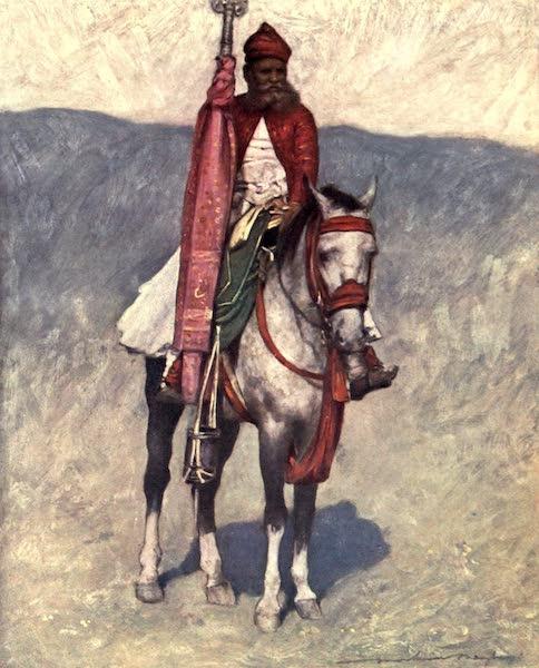 The Durbar - A Jaipur Horseman (1903)