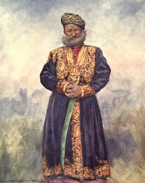 The Durbar - A Rajput of Rajgarh (1903)