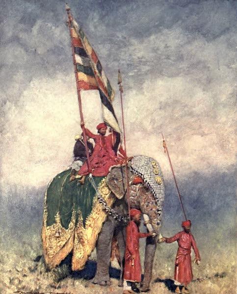 The Durbar - A Standard-bearer (1903)