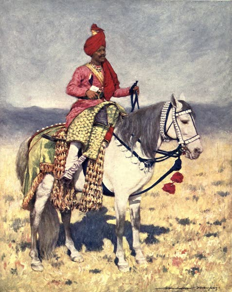 The Durbar - A Famous Dancing Horse - Bombay Chiefs' Camp (1903)