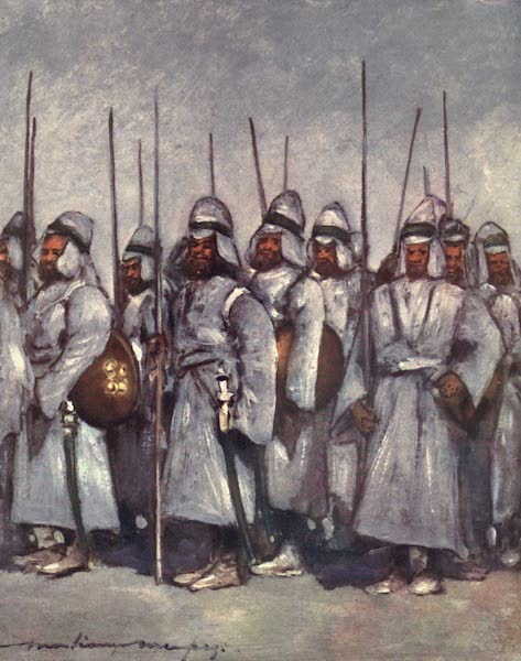 The Durbar - Quilted Soldiers of Kishengarh (1903)