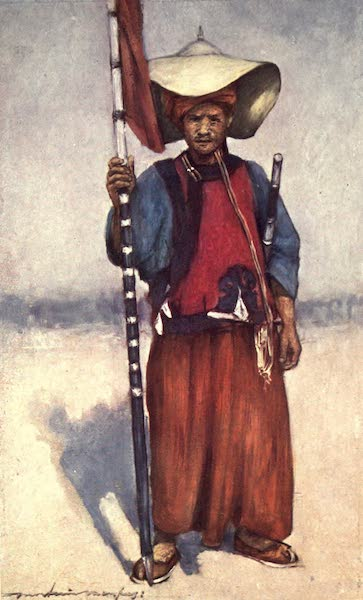 The Durbar - A Retainer of the Shan Chiefs (1903)