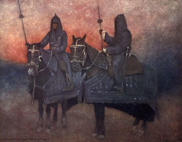 The Durbar - Armoured Horses (1903)