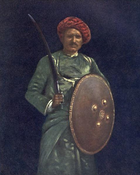 The Durbar - A Retainer of Rajgarh (1903)
