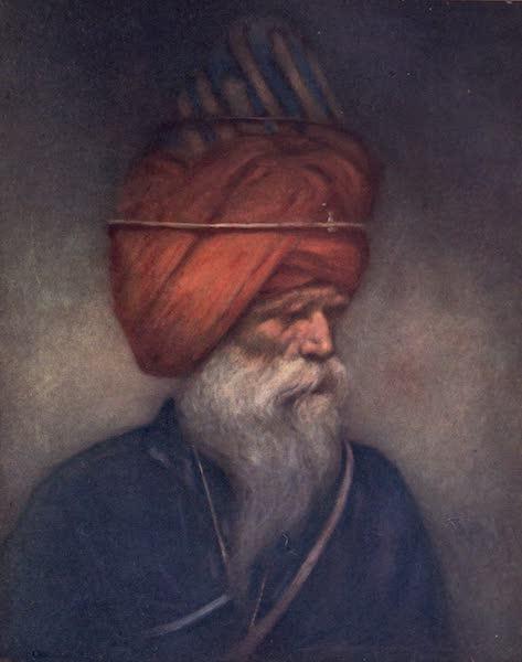 The Durbar - A Sikh Spear-bearer (1903)