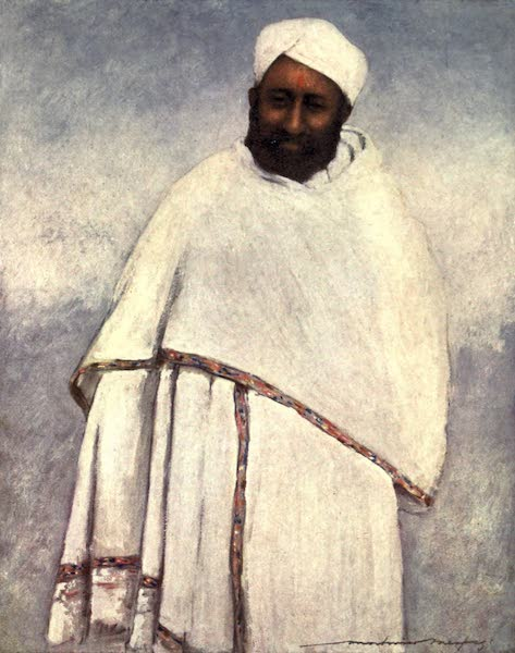 The Durbar - A Kashmiri Pundat (1903)
