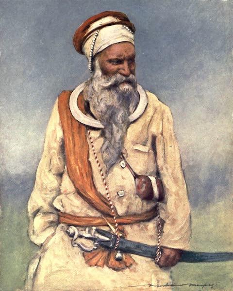 The Durbar - A Sikh Warrior (1903)
