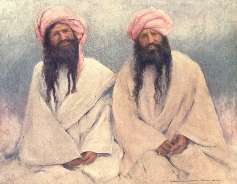 The Durbar - Two Baluch Chiefs (1903)