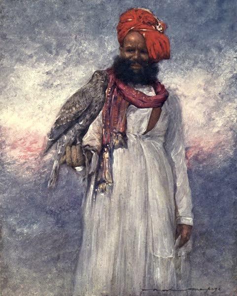 The Durbar - A Hawksman of Rajgarh (1903)