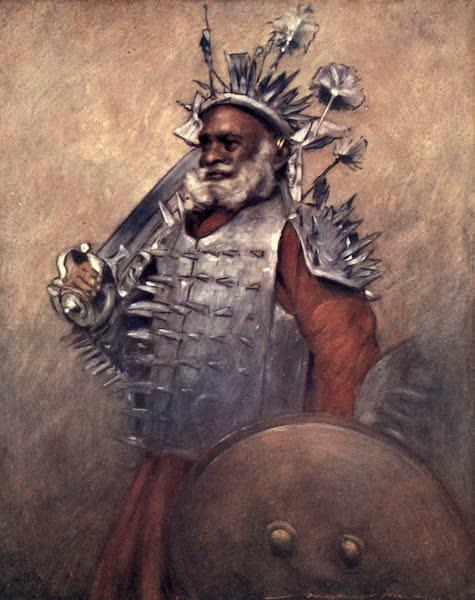 The Durbar - A Formidable Warrior of Rewa (1903)