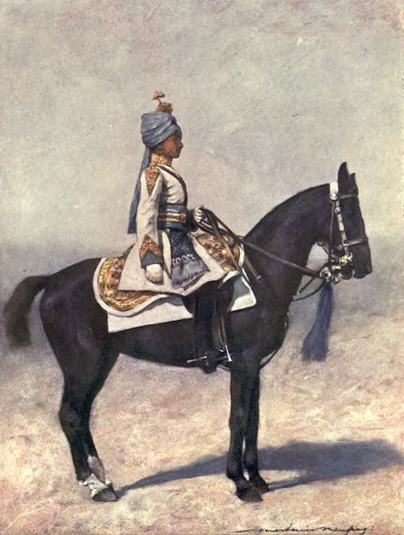 The Durbar - Of the Imperial Cadet Corps (1903)