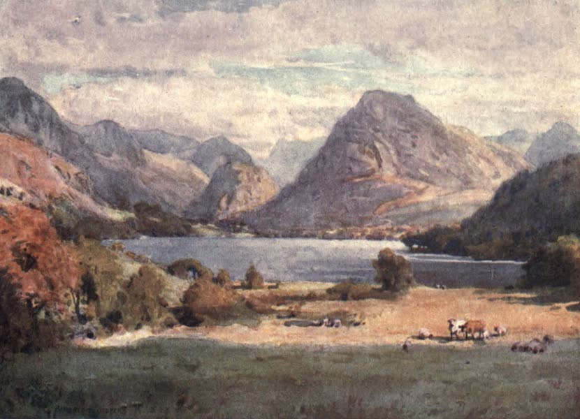 The English Lakes Painted and Described - Loweswater (1908)