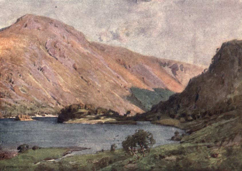 The English Lakes Painted and Described - Thirlmere and Helvellyn (1908)