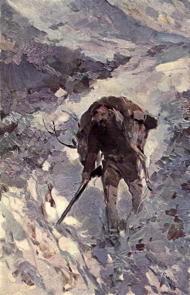The Fair Dominion - In the Selkirks. The Return from the Hunt (1911)