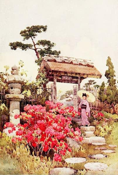 The Flowers and Gardens of Japan - Azaleas (1908)