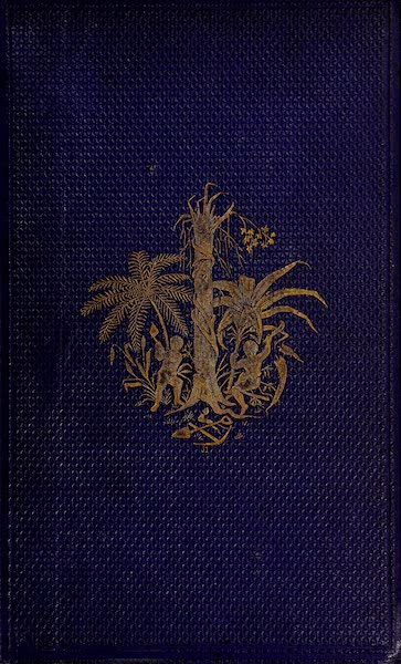 The Gate of the Pacific - Front Cover (1863)