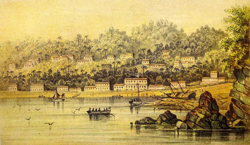 The Gate of the Pacific - San Juan del Sur 1859 (1863)