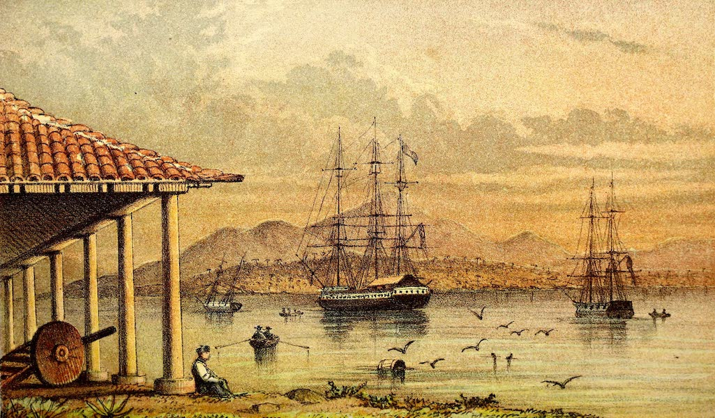 The Gate of the Pacific - Port of Realejo 1859 (1863)