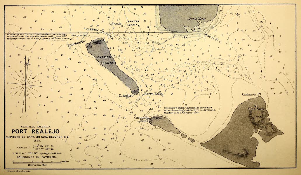 The Gate of the Pacific - Central America - Port Realejo (1863)