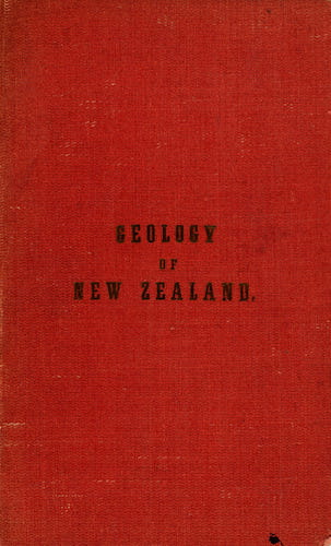 Geology - The Geology of New Zealand