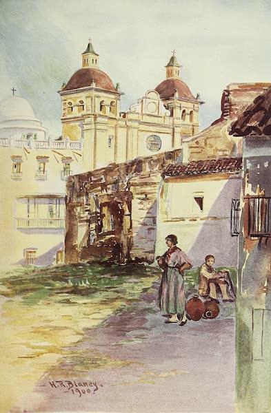 The Golden Caribbean - Church of San Juan de Dios, Cartagena  (1900)