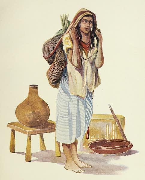 The Golden Caribbean - Indian Woman of Talamanca, Costa Rica (1900)